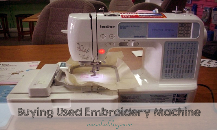 embroidery machine buying guide