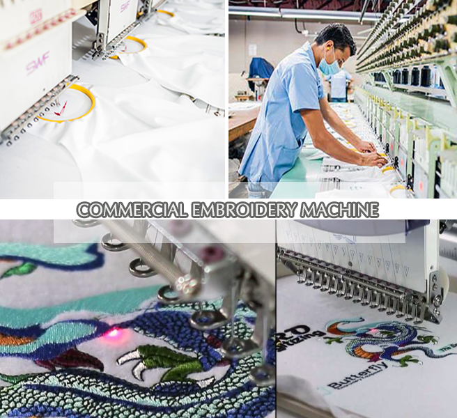 embroidery machine business