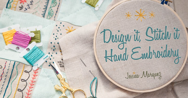 Hand Embroidery Tips For Beginners Be Proud Without An Embroidery