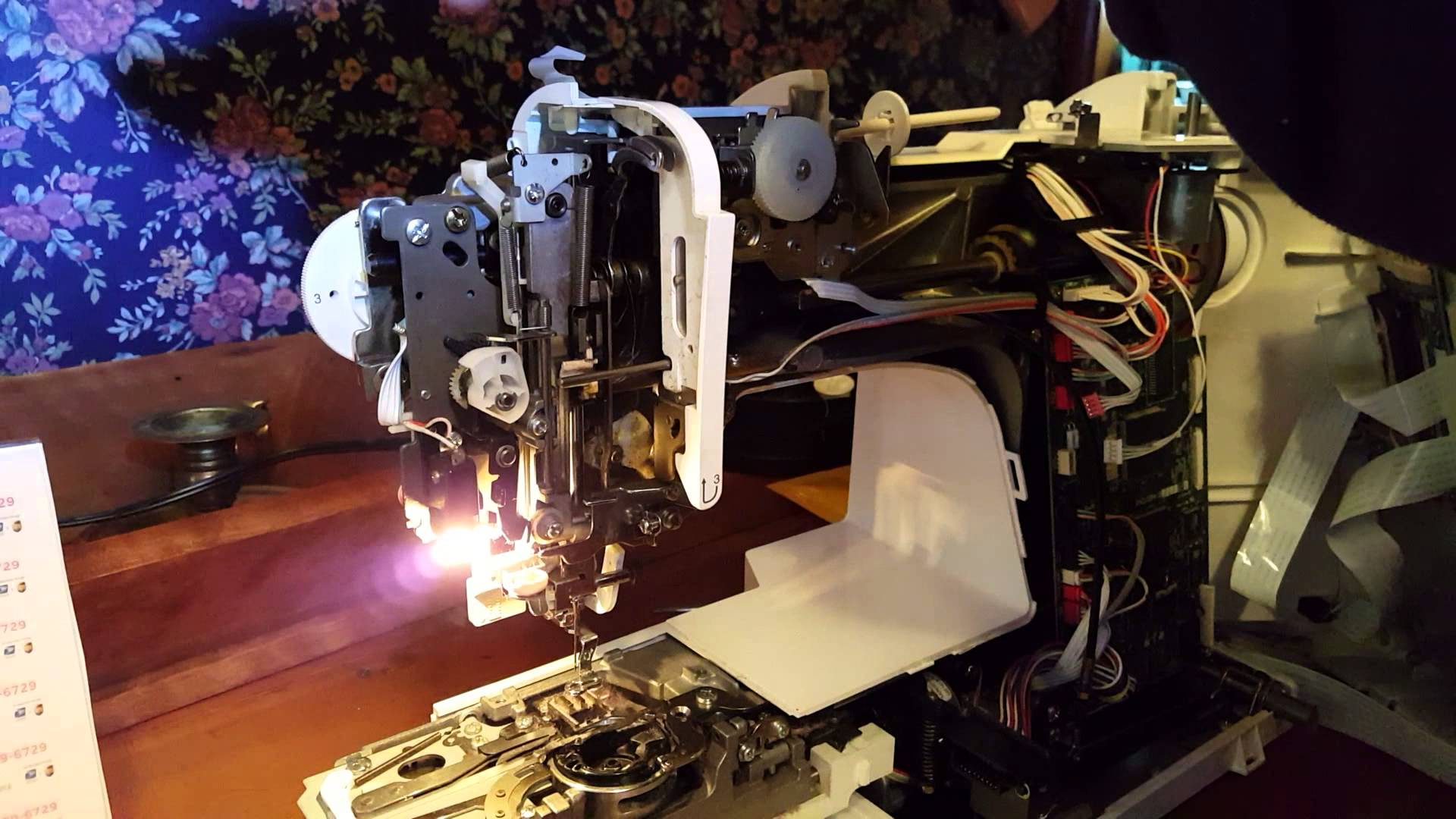 5 Notes To Care For Your Embroidery Machine Best Embroidery