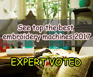 Best Embroidery Machine In Midle 2016